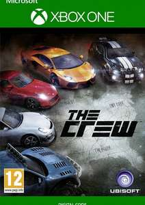 The Crew Xbox One £2.49 at CDKeys