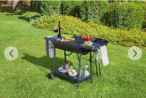 Deluxe Lovo Premium Charcoal Party BBQ with Rotissierie was £120 now £95.99 @ argos