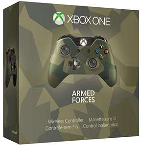 Microsoft Official Xbox Armed Forces II Controller Special Edition @ Amazon UK - £36.99