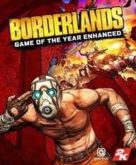 Borderlands: Game of the Year Enhanced Edition PC Steam Key £5 with code @ Voidu