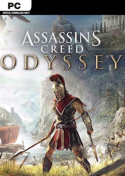 Assassin's Creed Odyssey - PC (Uplay) @ CDKeys £23.99