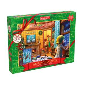 Christmas 1000 Piece Jigsaw Puzzle By Winning Moves @ Amazon Add On £3.91
