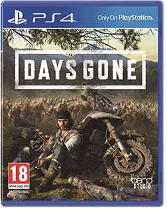 Days Gone PS4 £34.44 from PlayStation PSN Store US