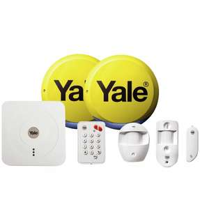 Yale SR-330 alarm system is on clearance - £244.99 at Argos eBay