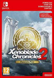 Xenoblade Chronicles 2 Expansion Pass Nintendo Switch at CDkeys £20.99