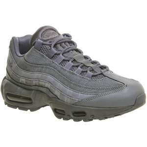 super popular 65e46 1fc14 Nike Air Max 95 Cool Grey Mono Trainers WAS £120.00 NOW £80.00   Office