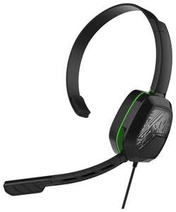 Afterglow LVL 1 Xbox One Headset - Black at Argos for £7.99