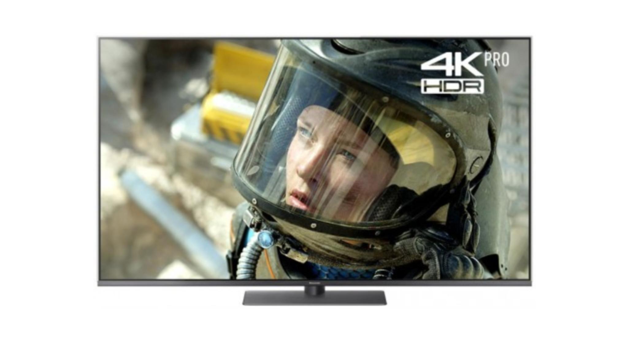 "PANASONIC TX55FX750B 55"" 4K-Pro HDR Smart TV, FreeviewHD & FreesatHD at Powerdirect £799.99"
