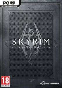 The Elder Scrolls V 5: Skyrim Legendary Edition (PC Steam) £5.99 @ CDKeys