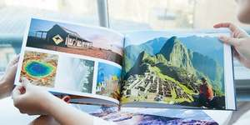 Glossy personalised Photobooks £8 (exl P&P) @ Travelzoo UK