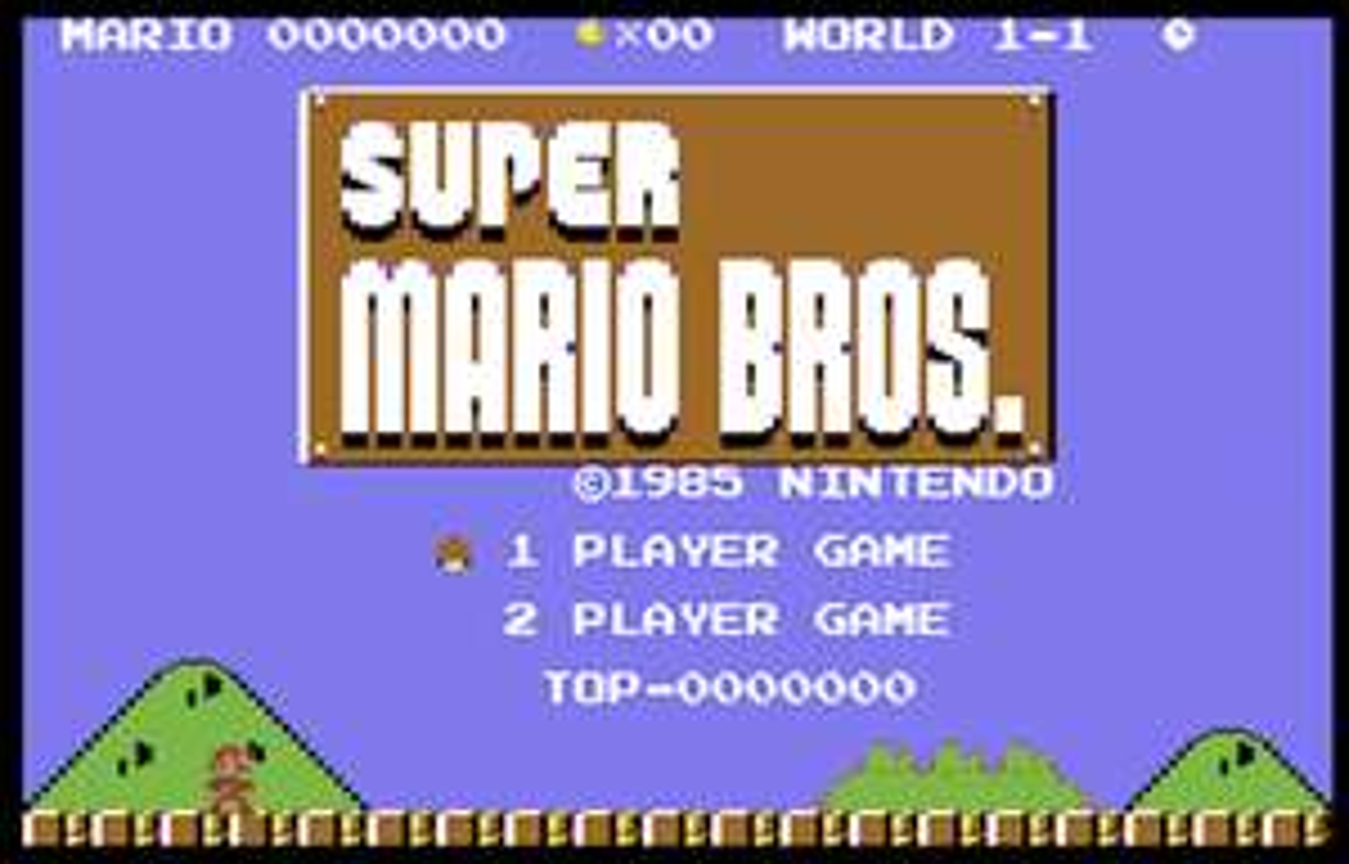 (Retro Gaming) Super Mario Bros. 64 for C64 (Mini) or Software Emulator for Free