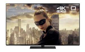 REFURBISHED Online Clearance Panasonic TX65FZ802B 65 inch OLED 4K TV £1699 from Richersounds