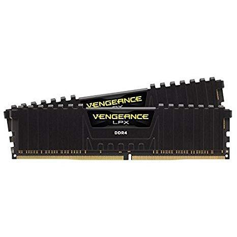 Corsair Vengeance 16 GB (2 x 8 GB) DDR4 2400 MHz Desktop Memory / Ram - £72.66 @ Amazon