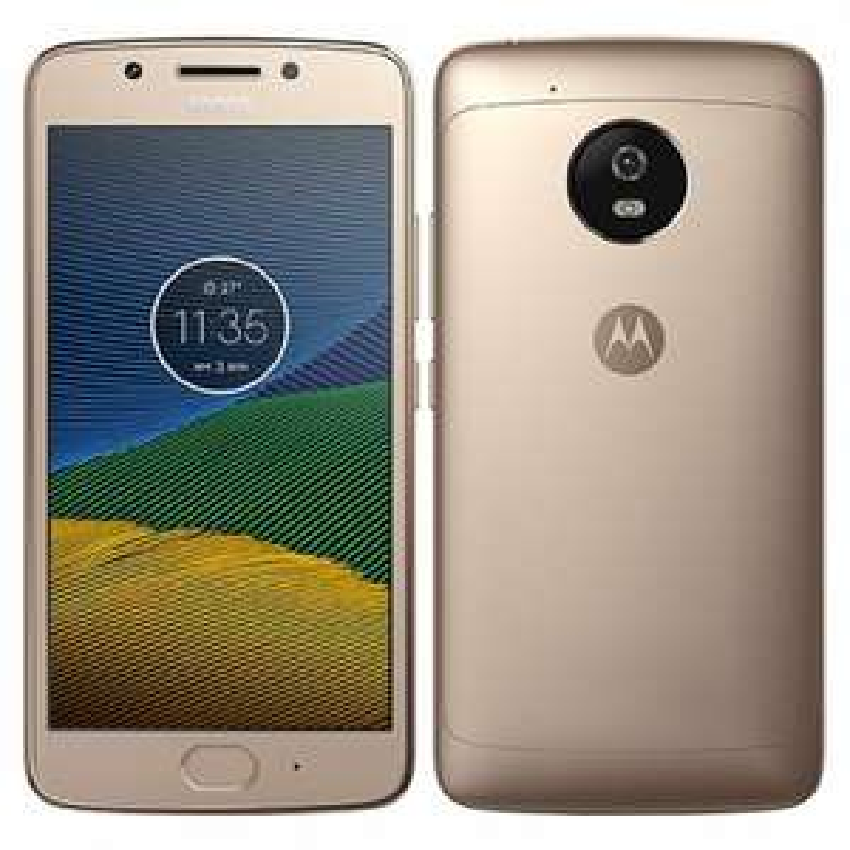 Motorola Moto G5 16GB good condition 12mo warranty - £56.10 @ xs items / ebay