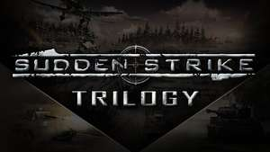 Sudden Strike Trilogy PC for £3.01 at Fanatical