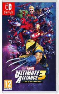 Marvel Ultimate Alliance 3 Black Order (Nintendo Switch) (Preorder) £39.85 delivered @ Base