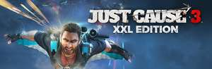 Just Cause 3: XXL Edition PC Steam Key £3.55 with code @ Green Man Gaming
