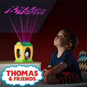 Fisher Price Thomas & Friends Day To Night Projector £9.99 @ Home Bargains ( Amazon £26.99 + Del )