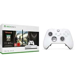 Xbox One 1TB  + The Division 2 + Additional ELITE Controller + Gears of War 4 (£222.29 Fee Free Card) £231.34 Non Fee Free Card @ Amazon.fr
