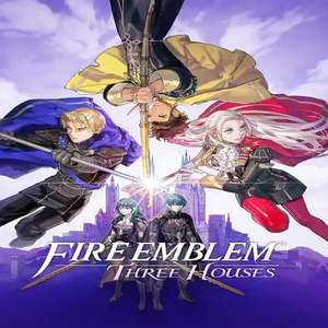 Fire Emblem Three Houses Nintendo Switch £37.99 @ Smyths, Pre-order Click and Collect
