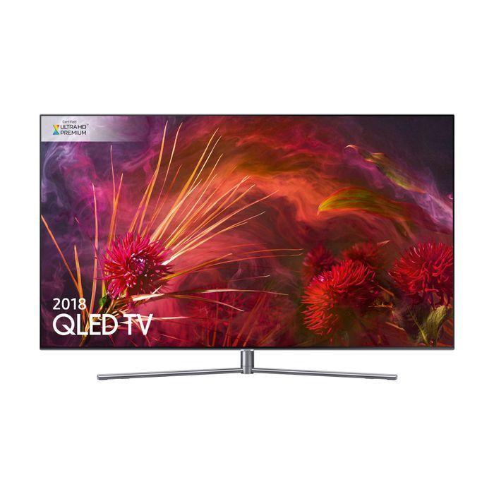 Samsung QE55Q8FN55 inch 4K Ultra HD Premium HDR 1500 Smart QLED TV TVPlus - Refurbished - 1 Year Warranty £799 @ Richer Sounds