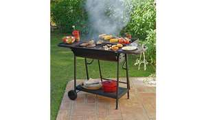 Deluxe Lovo Charcoal Party BBQ £71.99 @ Argos