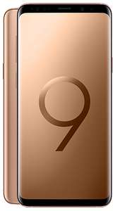 Samsung Galaxy S9 Nearly New EE 1GB/UM/UT + 3mo BT, 6mo MTV/AMAZON/APPLE £540 @ metrofone