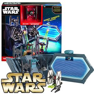 63% off Hot Wheels Star Wars Battle Set now £7.99 @ Home Bargains