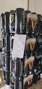 Checkout error - Guinness 10 packs at Great Harwood Morrison's store scanning as 4 pack £4.75