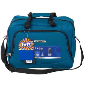 20% Off All Luggage : Includes Sovereign 30cms Cabin Bag £7.99 + 20% off = £6.41 @ B&M