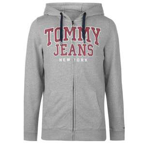 Tommy Hilfiger (Jeans) Zip Hoodie £24 +£4.99 delivery @ House of Frasier