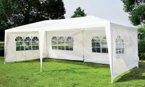Keplin Outdoor Waterproof Party Tent Gazebo £51.28 Delivered with code @ Groupon