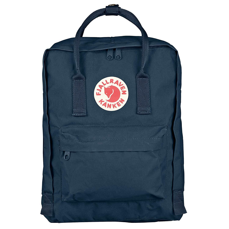 Fjallraven Kanken Backpack, Navy £38.88 @ Amazon