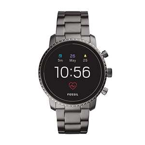 Fossil Mens Smartwatch with Stainless Steel Strap FTW4012 - RRP £269 / Now £189 Delivered with Coupon at Amazon