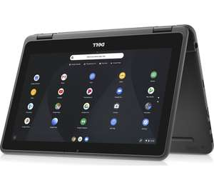 "DELL Inspiron 3181 11.6"" Intel® Celeron™ 2 in 1 Chromebook – 64 GB £229 @ Currys"