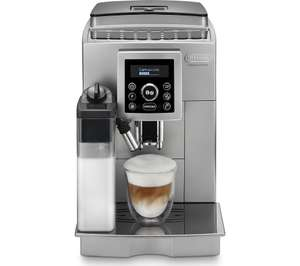DELONGHI ECAM23.460 Bean to Cup Coffee Machine £349 @ Currys