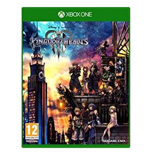 Kingdom Hearts 3 (Xbox One) - £29.40 delivered @ Amazon