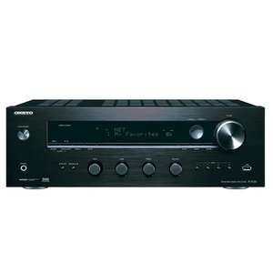 Onkyo TX-8130 Network Stereo Receiver (Black) only £249 instore/online @ Richer Sounds.