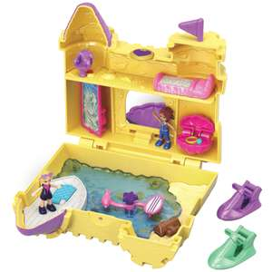 Polly pocket-polly world Castle reduced to £3 In store @ Asda