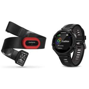 Garmin Forerunner 735XT GPS Multisport and Running Watch with Heart Rate Monitor - Black/Grey £169.99 Amazon Treasure Truck