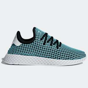 adidas launch 100% recyclable trainers + their 'Parley' range uses recycled ocean plastics - selected items now at least 25% off @ adidas