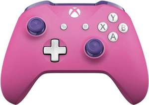 Official Xbox One Deep Pink/Regal Purple Controller (used) - £60 @ CEX