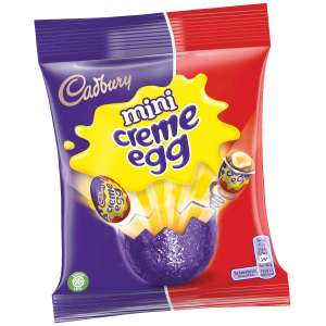 Cadbury Mini Creme Egg & Dairy Milk Oreo Found Poundland Instore (Great Yarmouth Town Centre) £0.50
