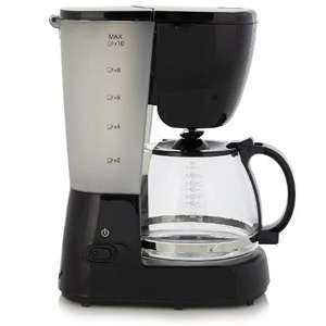 10 Cup Filter Coffee Machine £9 @ George [Free C&C]