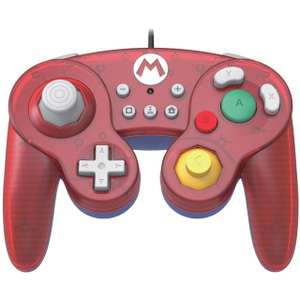 Hori GameCube Style Battle Pad for Nintendo Switch (MIXED) £17.99 (C+C) £20.94 (Delivered) @ Box.co.uk