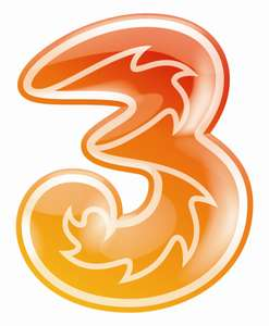 Three SIM Only plan 8GB data Unlimited minutes Unlimited texts 12 month advanced plan £10 per month  via Uswitch