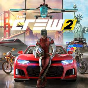 The Crew 2 - Free Play Weekend (Steam, UPlay, PS4, Xbox) 25-29 April @ Ubisoft