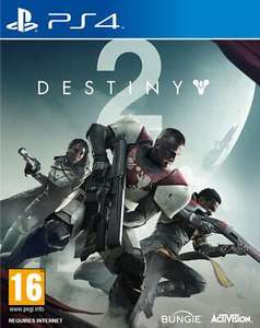 Destiny 2 PS4 (New) £2.95 delivered @ The Game Collection eBay