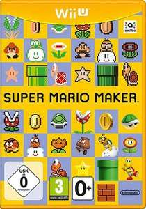 Play (Preowned) Mario Maker for Wii U £10 @ CeX whilst you wait for Super Mario Maker 2!