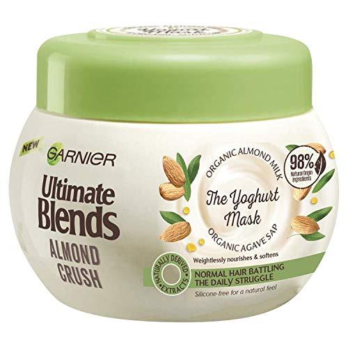 Garnier ultimate blends Almond Milk & Agave 300ml Hair Mask £1.46 @ Amazon